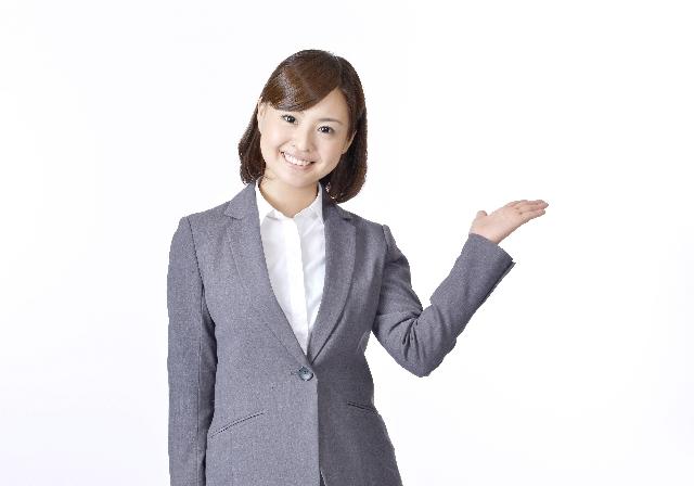運営会社の女性